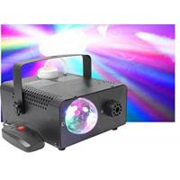 Buy Mini 400w 2 in 1 Stage Fog Machine / Stage Smoke Machine With Crystal Ball Light at wholesale prices