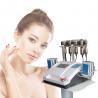 8 Inch Touch Screen Rf Cavitation Slimming Machine 100mv Non Surgical Laser Lipo Equipment for sale