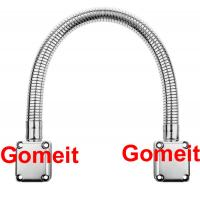 Quality Custom Stainless Steel Door Loop Cable Protector Anti - Rusty For Magnetic Lock for sale