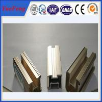 Quality Hot! Competitive standard 6063-t5 aluminium kitchen cabinet door profile price for sale