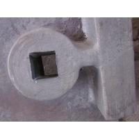 Buy High Cr White Iron Mill Liners D-12-D Coal Mill Hardness HRC58 - HRC61 After Shot Blasting at wholesale prices