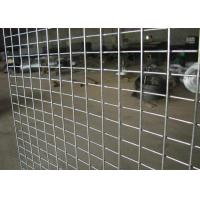 Quality Construction Engineering Weld Mesh Sheets , Welded Steel Mesh Pieces Any Size for sale