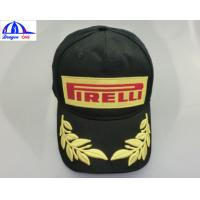 Buy 2016 Fashion 100% Cotton Customized Baseball Caps With Snapback , Embroidery . at wholesale prices