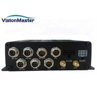 Quality 1080p AHD 4G Mobile DVR WIFi SD Card 4 Channels 1 Years Warranty For Vehicle for sale
