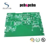 Quality 2 layers pcb prototype board for electronic elevator / lift , prototype circuit board for sale