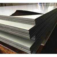 Quality 4mm Aluminium Composite Sheet Fireproof PE Coated Surface 1220mm*2440mm for sale