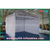 Quality White Promtional Aluminum Folding Tent  Canopy Tent for Advertising for sale