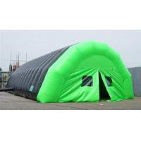 China Inflatable truck tent,inflatable tunnel tent for parking truck on sale