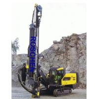 China 200mm Holes Portable Hydraulic Water Well Drilling Rig Machine For Zimbabwe Borehole Drilling on sale