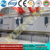 China Mertal Plate Automatic CNC Press Brake Machinery High Efficiency and High Precision on sale