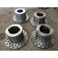 Quality AISI 1045 AISI 4140 AISI 4340 42CrMo4 Forged Forging Steel Sugar Mill Flange Couplings for sale