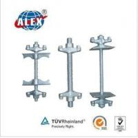 Quality High Tensile Special Fasteners Split Bolt with HDG for sale