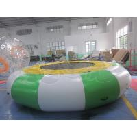 Quality Inflatable Floating Trampoline for sale