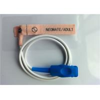 Quality GE Datex Ohmeda Trusat Disposable Spo2 Sensor 8 Pin Connector 0.9m Length for sale