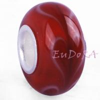 Quality Delicate Murano Glass Beads Lampwork murano glass beads for sale