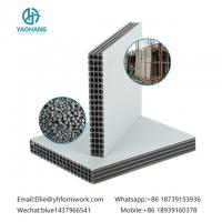 Quality Waterproof pp hollow plastic formwork 18mm for sale