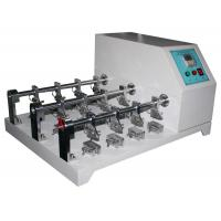 China Stainless Steel Automatic Bally Flexometer in Leather Physical Testing Equipment on sale