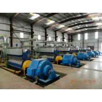 Quality 11KV 750Rpm Industrial HFO Based Power Plant CCS BV Certification for sale