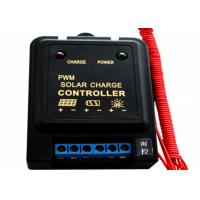 Quality Mini Solar Insecticidal Lamp Controller PWM 6V 12V 1A 3A 5A CE / RoHS Certification for sale