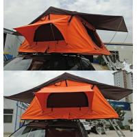 Quality Off Road 4 Person Roof Top Tent Easy Assembling 233*140*123cm Inner Size for sale