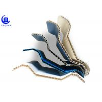 Quality 10 mm Twin Wall Roofing Sheets PVC Hollow Plastic Roof Tiles for sale