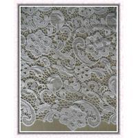 China 100% Fancy Water Dissolving Lace,Water Soluble Lace,Water-Solute Lace Fabric on sale