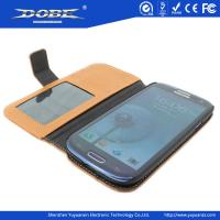Quality Wallet Leather Protective Case for Samsung Galaxy S3 for sale