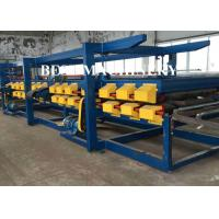 Buy Glasswool / Rock Wool Sandwich Panel Production Line EPS Board at wholesale prices