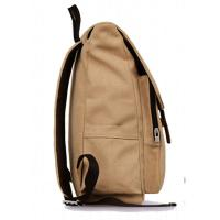 Quality Customized Color Logo Office Laptop Bags Womens Canvas Fashion Backpack for sale