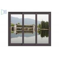 China Single / Double Glazed Thermal Break Aluminum Windows Easy Install For Building on sale