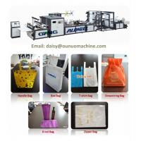 China non woven bag making machine taiwan on sale