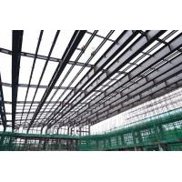 Anti - Shock Workshop Steel Structure Fabrication Easy Assemble For Gymnasium