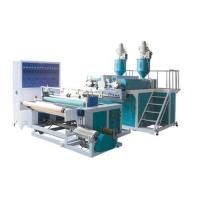 China Twin Layers LLDPE Stretching Film and Cling Film Extrusion Machine on sale