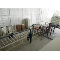 Quality Automatic 2 million sqm capacity Vinyl Gypsum Ceiling Tiles Lamination Machine for sale