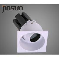 Quality Square Commercial LED Recessed Downlights For Conference / Meeting Rooms for sale