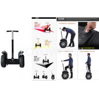 Quality battery powered Segway Electric Scooter for sale