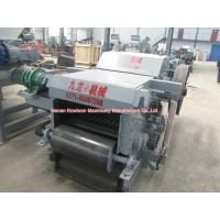 Industrial Heavy Duty Wood Chipper Shredder , Electric Wood Chipping Equipment for sale