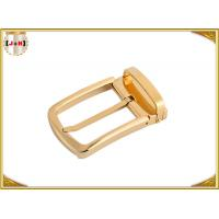 Quality Gold Plating Stainless Steel Buckles Pin Style Belt Buckle 35MM Inner Size for sale