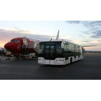 Quality Long 200 Liter Airport Apron Bus With 190H52 Lead - Acid Battery for sale