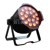 China 3in1 RGB LED Stage Light , Stage Lighting Led Par Can Lighting With Flicker Free on sale