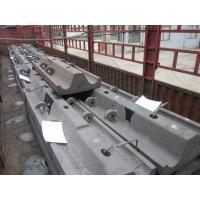 Quality Big Size SAG Mill Liners Up to 30tons Cr-Mo Alloy Steel Castings Liners for sale