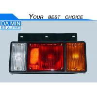 Quality 1822301322 ISUZU Auto Parts / Electric Circuit Three Colors Truck Tail Lamp for sale