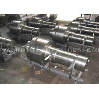 Quality 50kg - 15 Ton Hot Forged Shaft Max Length 5000 mm ABS DNV BV RINA KR LR GL NK Certificated for sale