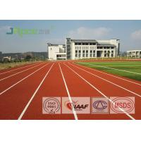 Buy cheap Olympic Track And Field Surface No Reflective For Rubber Runway Construction from wholesalers