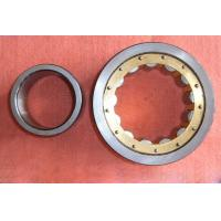 Quality Fiber Cage Cylindrical Roller Bearings , NUP208-E-TVP2 C3 Clearance Bearings for sale