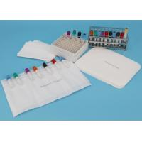 Quality Insulated Medical Specimen Box ,  Blood Sample Collection And Shipping Boxes for sale