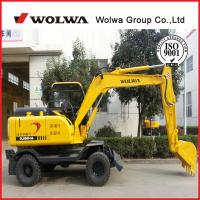 Quality Earth digging machine shandong 8 ton excavator for sale DLS880-9A for sale