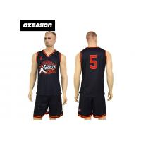 Quality Wholesale Custom Design Apparel Basketball Shirts With Collar for sale