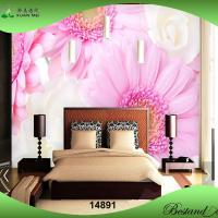 China Wholesale high class material Customizable 3D soundproof wallpaper on sale