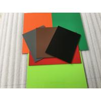 Buy Pearl Red PVDF Paint Aluminium Composite Sheet With Weather Resistance at wholesale prices